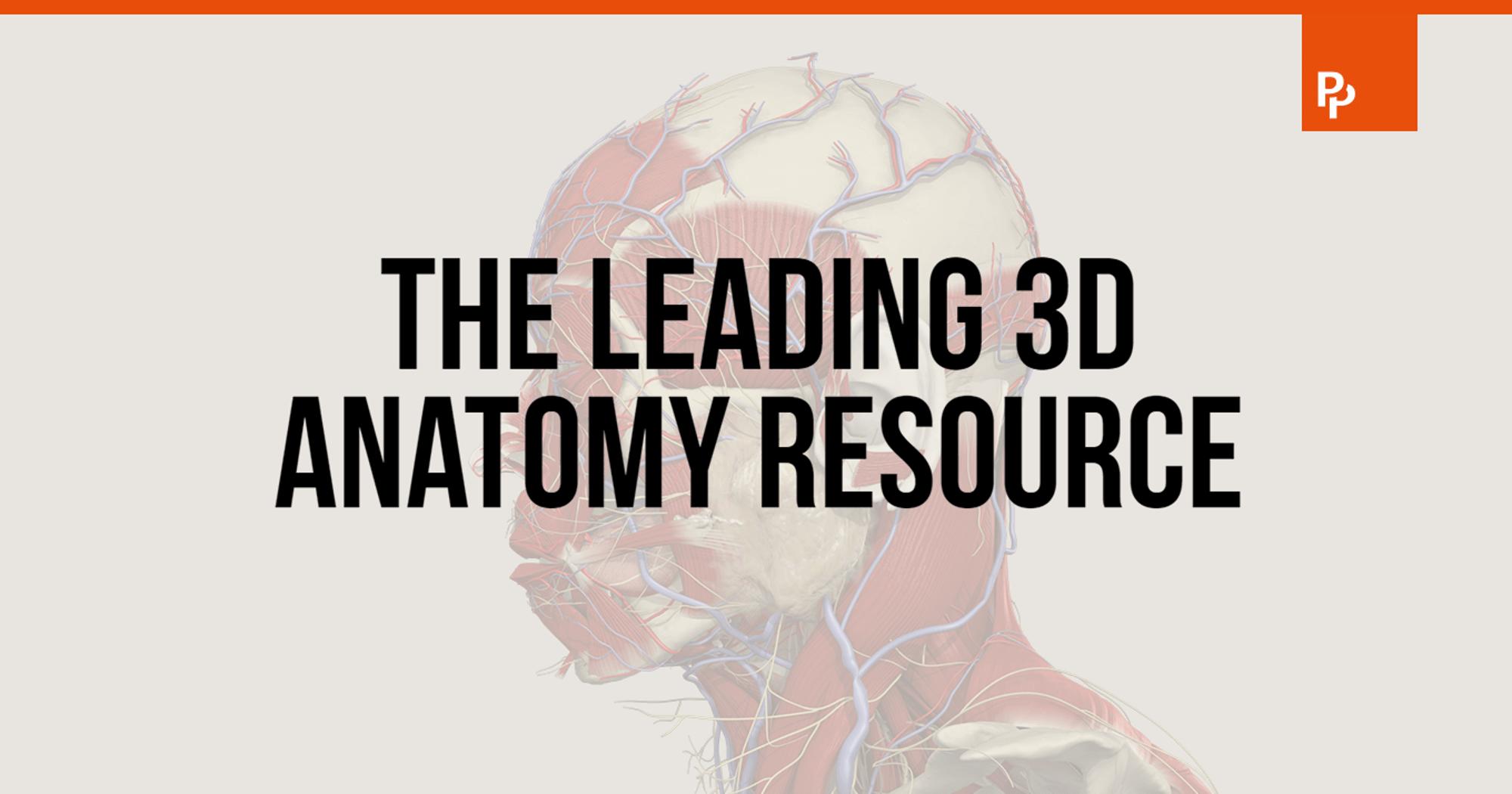 3D Anatomy & Physiology