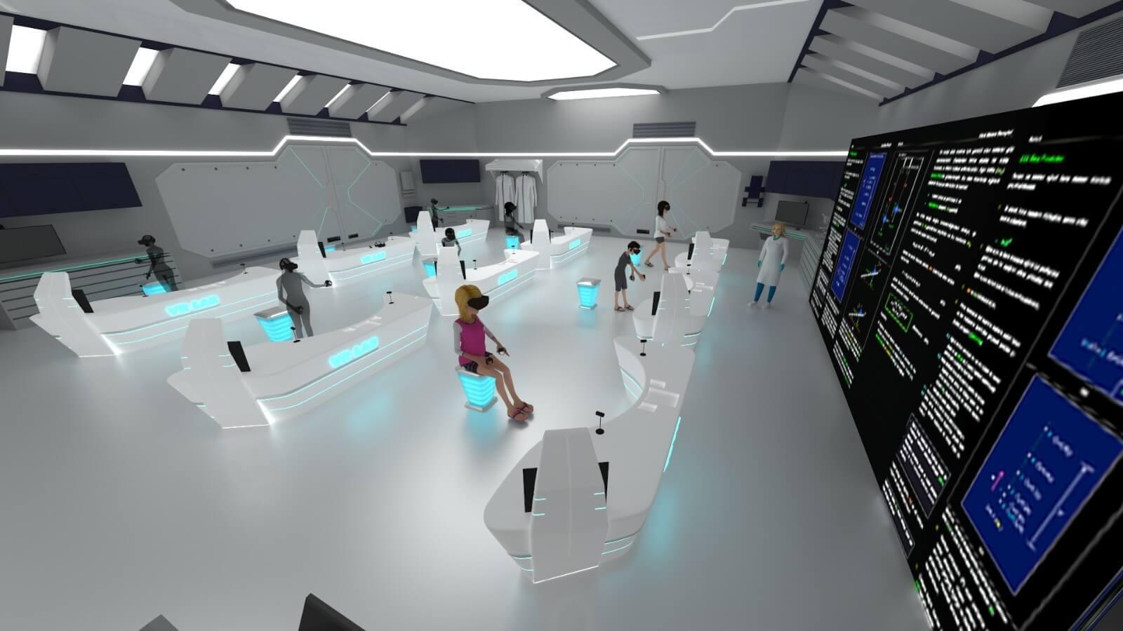 Virtual Lab Simulations