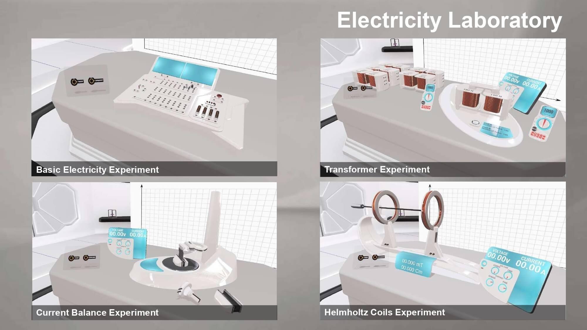 Electric Laboratory
