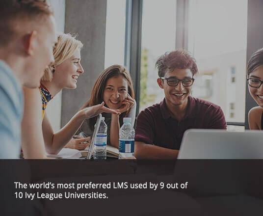 Virtual Learning Platform (VLE/LMS)