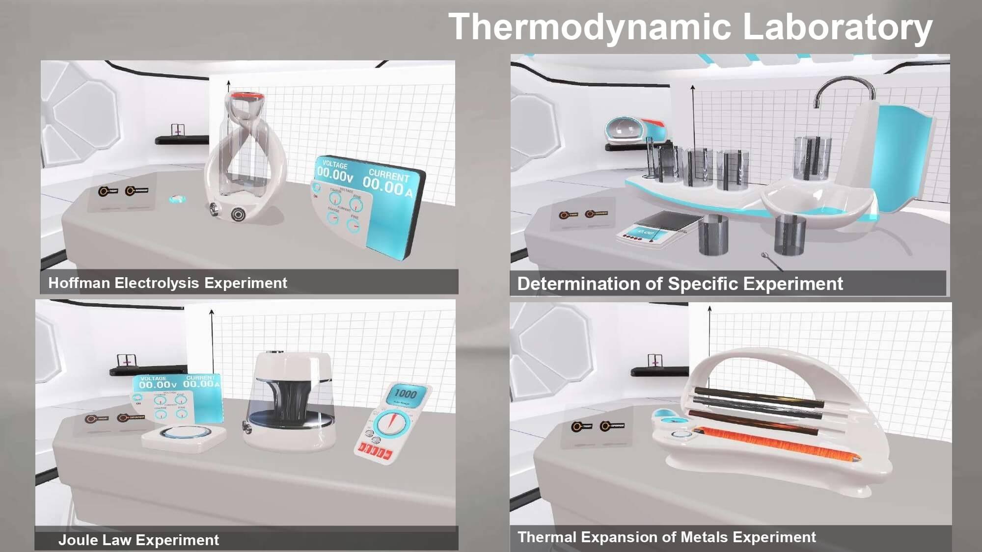 Thermodynamics Laboratory